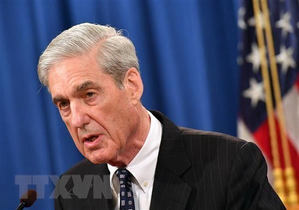 Ong Robert Mueller loai bo kha nang buoc toi Tong thong My Trump hinh anh 1