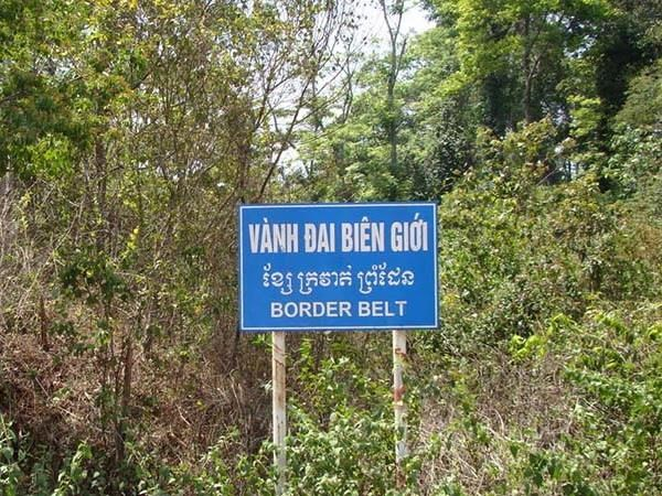 Xac dinh pham vi vanh dai bien gioi tai tinh Kien Giang hinh anh 1
