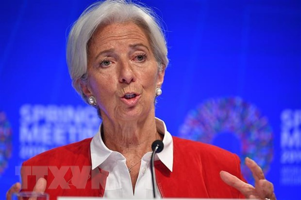 IMF canh bao kinh te toan cau dang o thoi diem nhay cam hinh anh 1