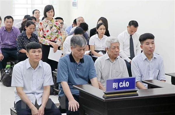 Nguyen Chu tich Hoi dong thanh vien Vinashin bi de nghi 18-20 nam tu hinh anh 1