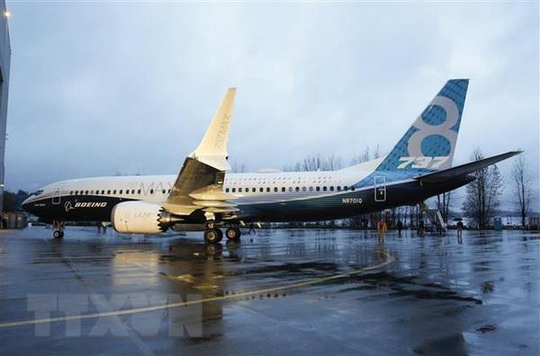 Co phieu Boeing tang gia sau thong bao IAG mua 200 may bay 737 MAX hinh anh 1