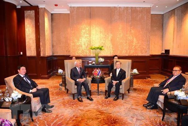 Pho Chu tich Quoc hoi Uong Chu Luu du Cuoc gap lanh dao AIPA-ASEAN hinh anh 3