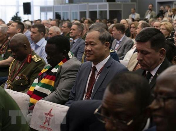 Nga: Dien dan Army-2019 thuc day hop tac quoc phong giua cac doi tac hinh anh 2