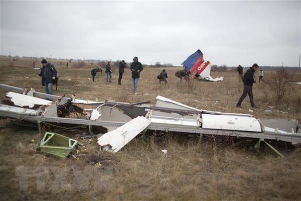 Malaysia Airlines boi thuong gia dinh cac nan nhan Australia vu MH17 hinh anh 1