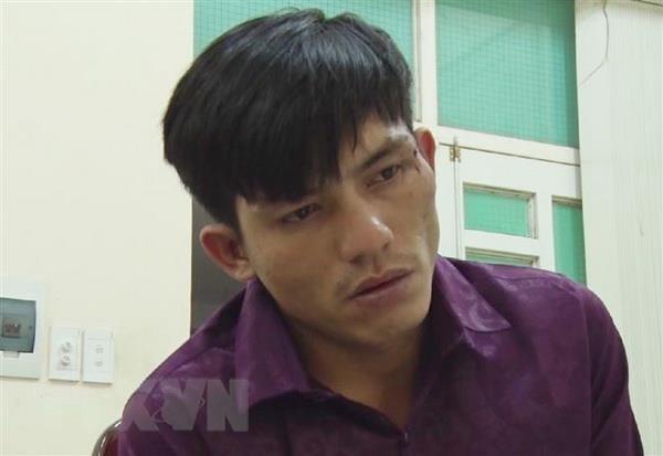 Tuyen an 2 doi tuong cuop tai Tram thu phi TP.HCM-Long Thanh-Dau Giay hinh anh 1
