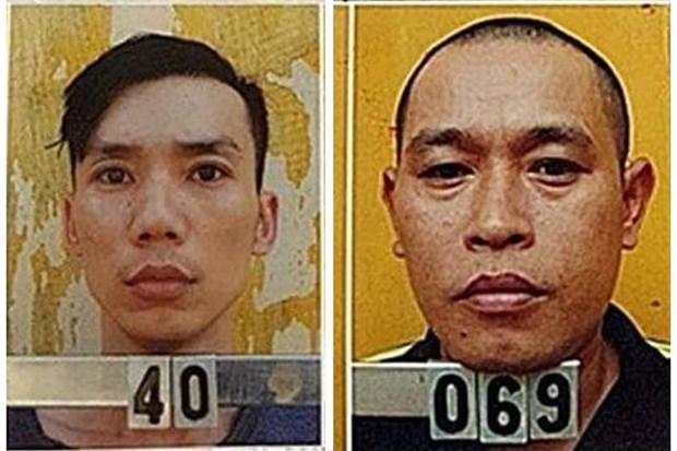 Cong an Binh Thuan truy na hai doi tuong tron khoi trai tam giam hinh anh 1