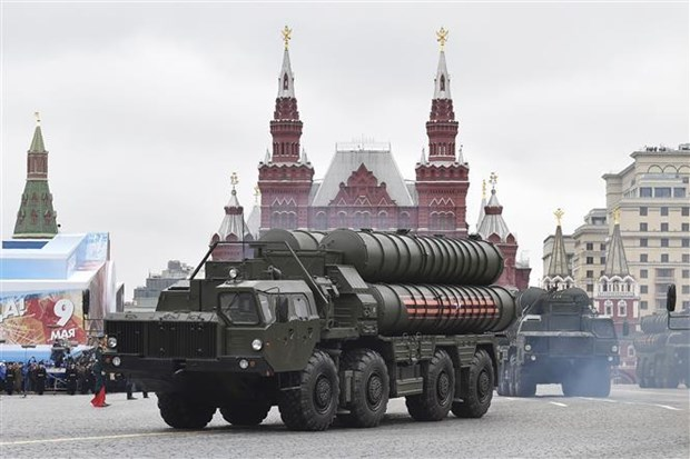 Tho Nhi Ky se su dung rong rai S-400 de bao ve an ninh dat nuoc hinh anh 1