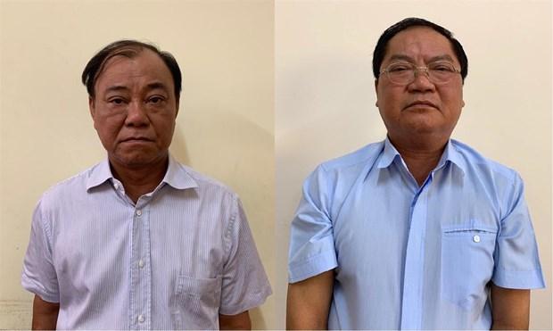 Bat nguyen Tong giam doc Tong Cong ty Nong nghiep Sai Gon hinh anh 1