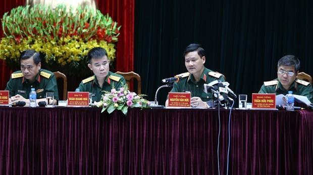 Bo Quoc phong dang lam cac thu tuc xu ly ky luat ong Nguyen Van Hien hinh anh 2