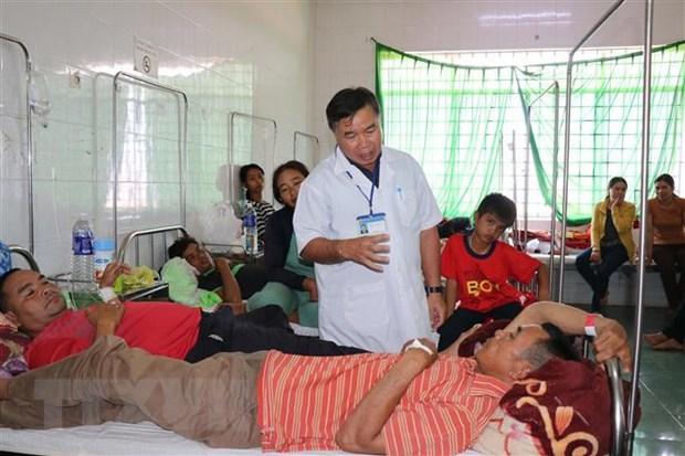 Dak Lak: Hon 250 nguoi phai nhap vien cap cuu do ngo doc thuc pham hinh anh 1