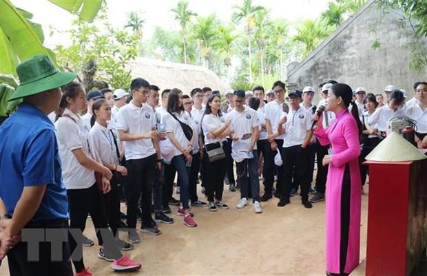 Sau nang an tinh Trai he Viet Nam 2019 tham que huong Bac hinh anh 2