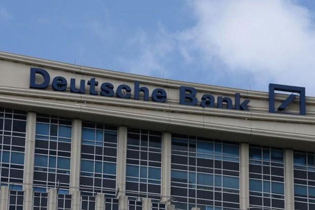 S&P canh bao co the ha muc xep hang cua Deutsche Bank hinh anh 1