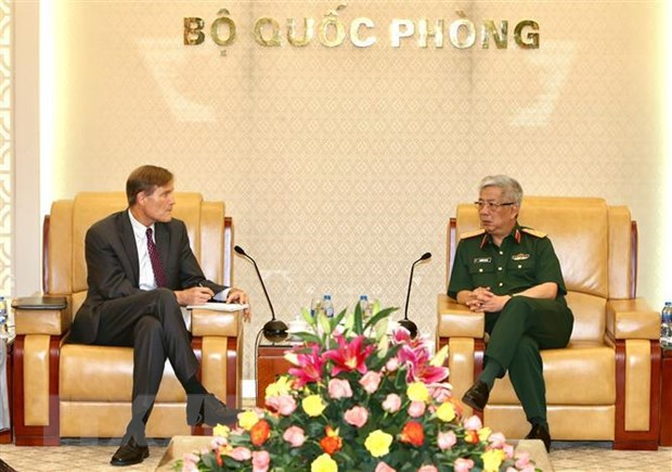 Viet Nam-Hoa Ky thuc day hop tac khac phuc hau qua chat doc hoa hoc hinh anh 1