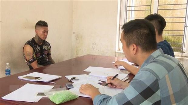 Quang Ninh: Khoi to hai anh em ho mua ban trai phep ma tuy hinh anh 1