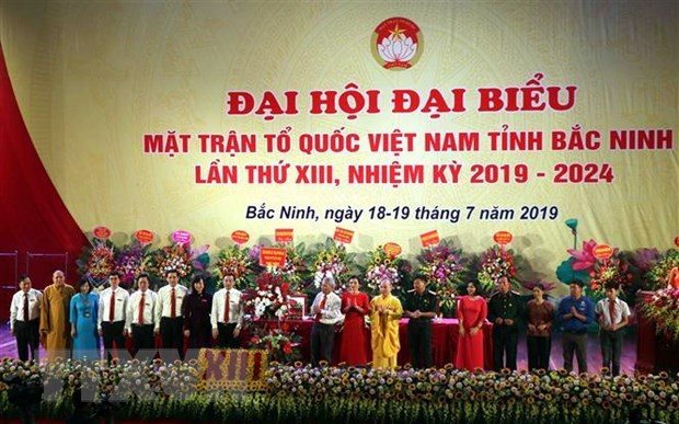 Ong Nguyen Dinh Loi tai dac cu Chu tich Uy ban Mat tran tinh Bac Ninh hinh anh 1