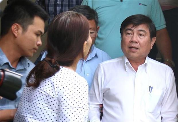 TP.HCM xay dung ke hoach trien khai ket luan cua Thanh tra Chinh phu hinh anh 1