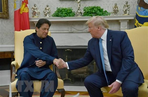 An Do bac tin Tong thong My lam trung gian hoa giai voi Pakistan hinh anh 1