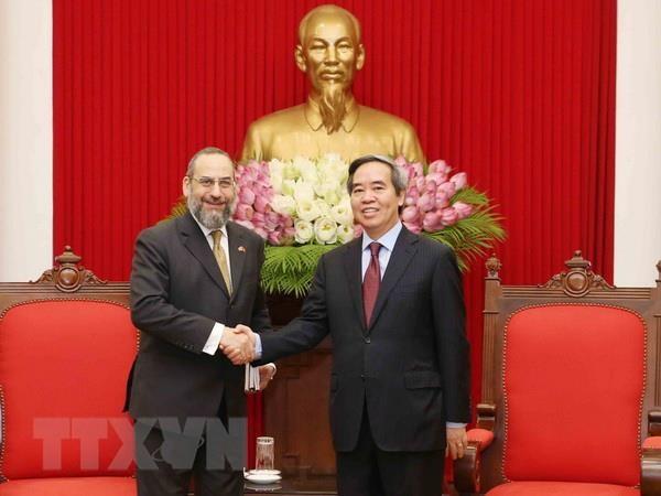 Hoa Ky luon la mot trong nhung doi tac hang dau cua Viet Nam hinh anh 1