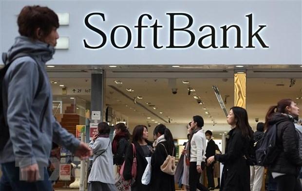 SoftBank du kien dau tu 40 ty USD vao quy cong nghe moi hinh anh 1