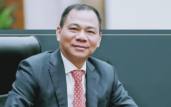Ty phu Pham Nhat Vuong lot top 200 nguoi giau nhat the gioi hinh anh 1