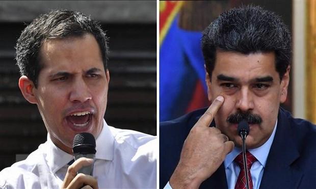 Chinh phu Venezuela va phe doi lap noi lai dam phan hinh anh 1