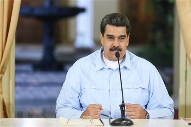Tong thong Venezuela quyet dinh tien hanh cai to noi cac hinh anh 1