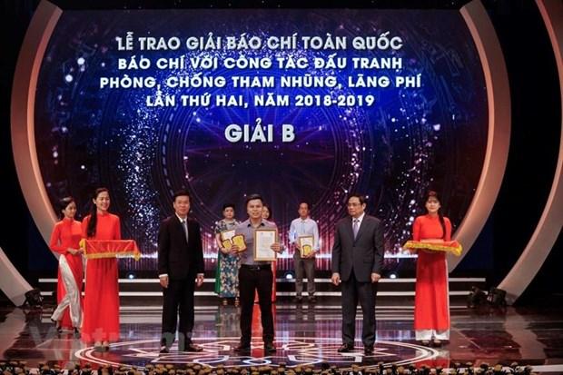 Thu tuong: Bao chi can khach quan trong xu ly thong tin ve tham nhung hinh anh 2