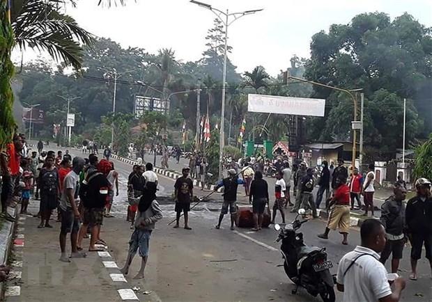 Indonesia quyet dinh cat dich vu Internet tai tinh Papua hinh anh 1