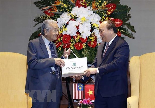 Toan van Tuyen bo chung giua hai nuoc Viet Nam va Malaysia hinh anh 3