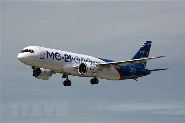 Nga trinh lang mau may bay cho khach moi canh tranh voi Boeing, Airbus hinh anh 1