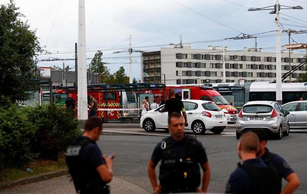 Phap: Tan cong bang dao tai Lyon khien 10 nguoi thuong vong hinh anh 1