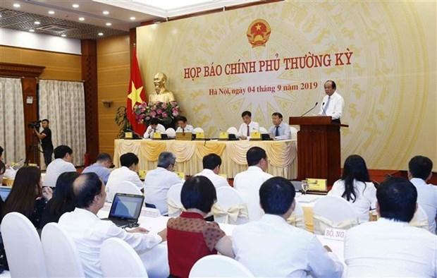 Hop bao Chinh phu: Lay y kien ve quy dinh hang hoa 'Made in Vietnam' hinh anh 1