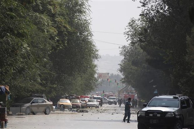 Danh bom lieu chet o Kabul: Taliban thua nhan la thu pham hinh anh 1