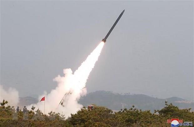 Chuyen gia LHQ: Trieu Tien tiep tuc phat trien chuong trinh ICBM hinh anh 1