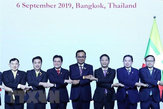 Khai mac Hoi nghi Bo truong Kinh te ASEAN lan thu 51 hinh anh 2