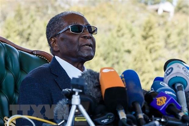 Cuu Tong thong Zimbabwe Robert Mugabe qua doi o tuoi 95 hinh anh 1