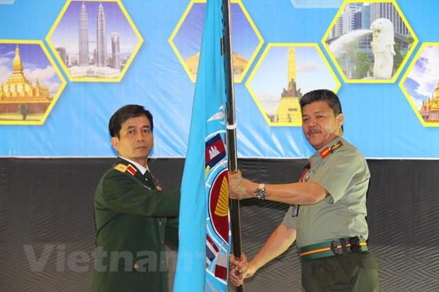 Viet Nam dang cai hoi nghi gin giu hoa binh trong khuon kho ASEAN hinh anh 1