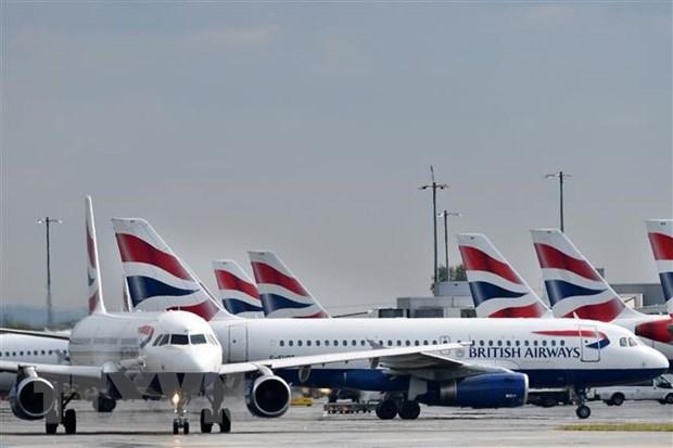 Anh: British Airways huy hau het cac chuyen bay vi dinh cong hinh anh 1