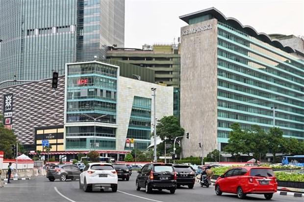 Indonesia mo rong ap dung oto luu thong theo bien so chan le o Jakarta hinh anh 1