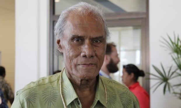 Thu tuong Tonga Akilisi Pohiva tu tran o tuoi 78 hinh anh 1