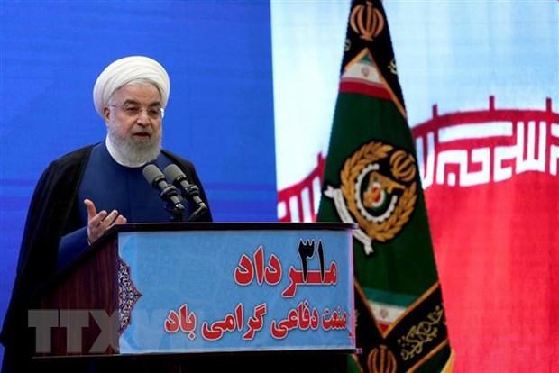 Tong thong Iran: Dam phan voi My