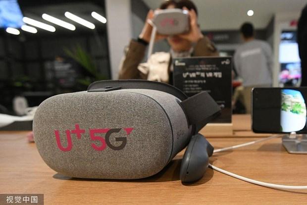 LG Uplus se cung cap dich vu chuyen vung 5G tai Trung Quoc hinh anh 1