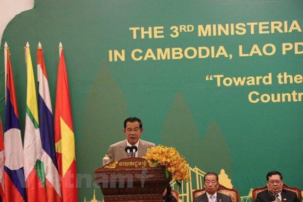 Hoi nghi Bo truong Lao dong CLMTV huong toi bao ve lao dong di cu hinh anh 2