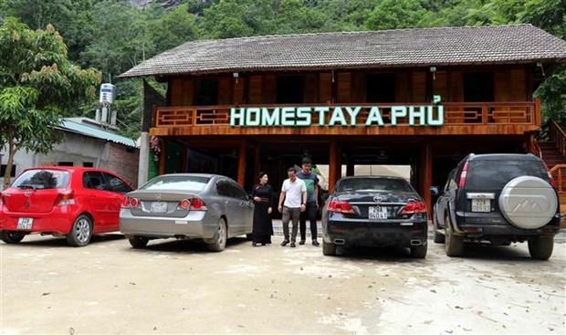Du lich cong dong Homestay - diem den hap dan o vung cao Tuyen Quang hinh anh 2