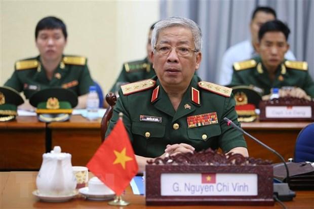 Thu truong Nguyen Chi Vinh duoc trao tang Huan chuong Huu nghi cua Nga hinh anh 1