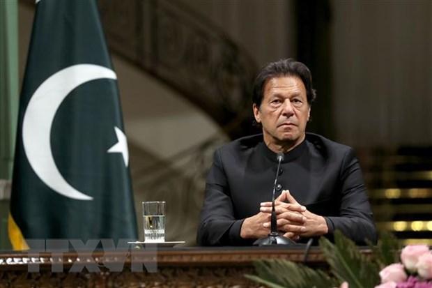 Pakistan keu goi My noi lai dam phan voi phien quan Taliban hinh anh 1