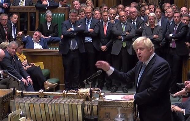 Van de Brexit: Thu tuong Anh kien quyet khong lui ngay ''ly hon'' hinh anh 1