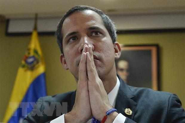 Venezuela cam moi giao dich tai chinh voi thu linh doi lap hinh anh 1