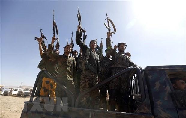 Yemen: Luc luong Houthi xuc tien dot trao doi tu nhan lon hinh anh 1