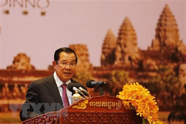 Thu tuong Campuchia se tham chinh thuc Viet Nam hinh anh 1